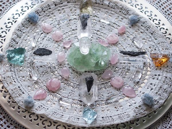 石のマンダラ